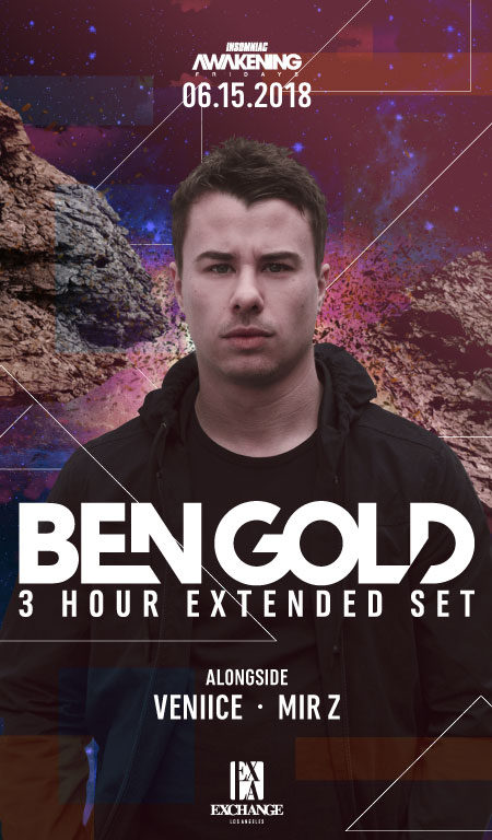 Ben Gold 3 Hour Set at Exchange LA