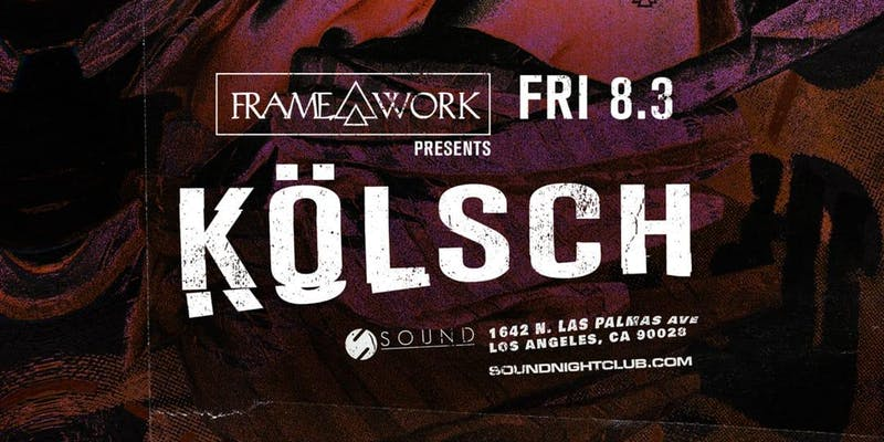 Framework presents Kolsch