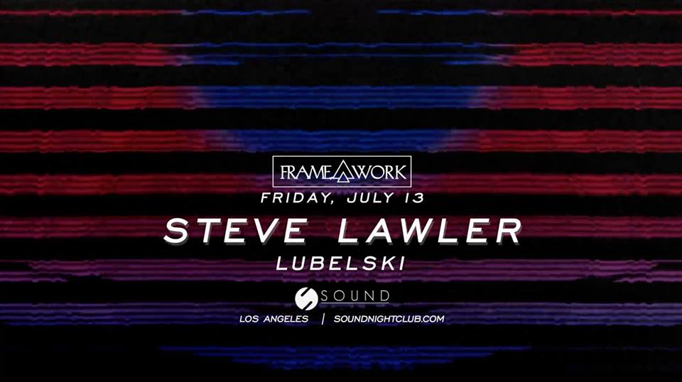 Framework presents Steve Lawler with Lubelski