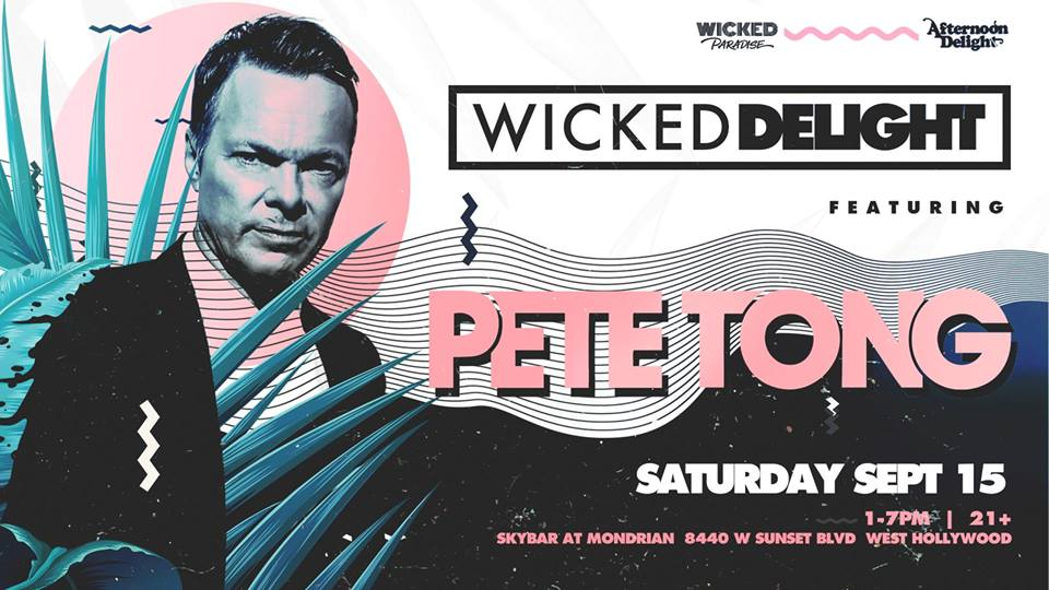 Wicked Delight featuring Pete Tong