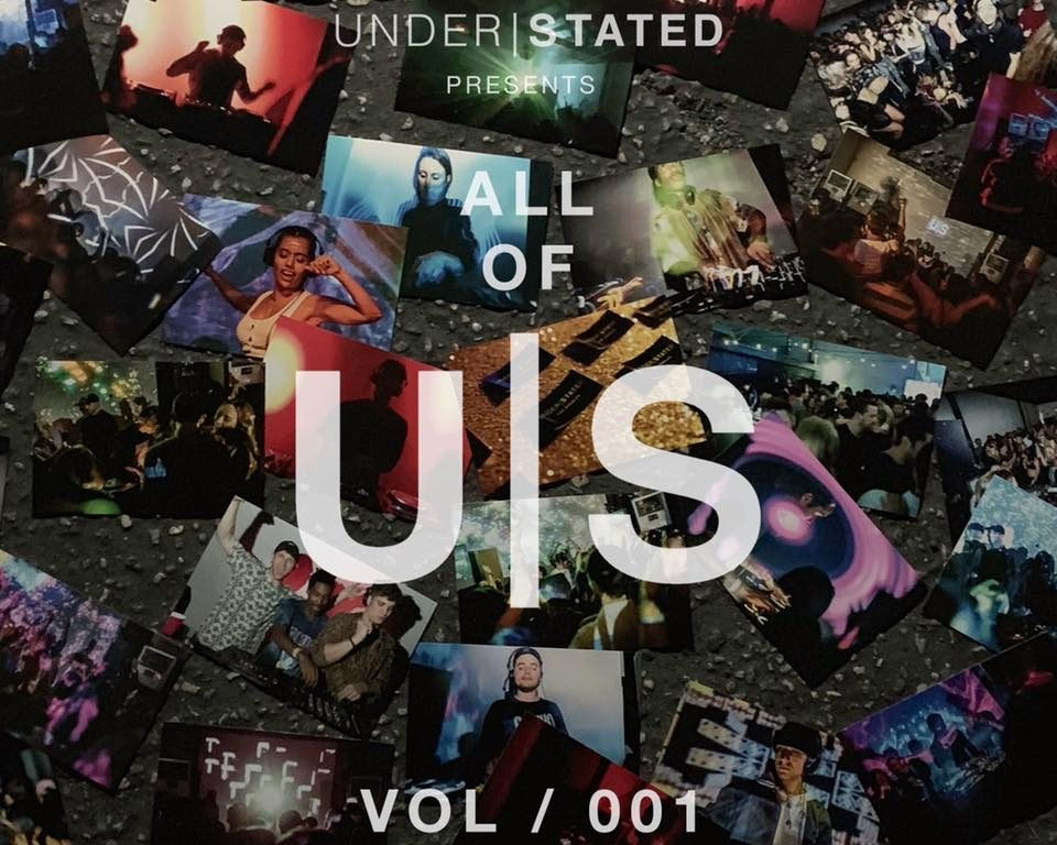 Understated Recordings presents: All of U|S VOL 001