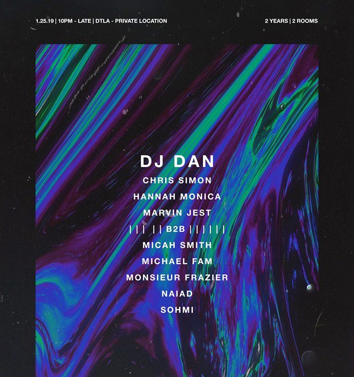 Understated / 007: Two Year Anniversary w/ DJ Dan + more