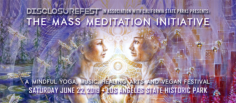 DisclosureFest™ The Mass Meditation Initiative